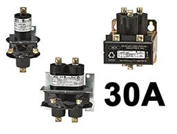 30 Amp Mercury Contactor Relay
