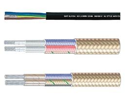 High Temperature Wire Multiconductor