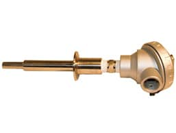 Sanitary Tri-Clamp Thermocouple and RTDs