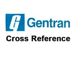 Gentran Cross Reference