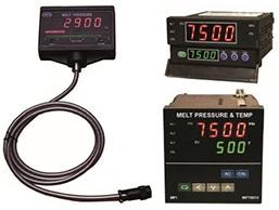 Melt Pressure Indicators and Gauges